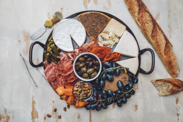 How to Make a Travel-Inspired Cheese Board local cuisines