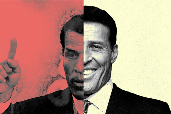 TONY ROBBINS CLAIMS HE SAVED HIS EMPLOYEE FROM COVID