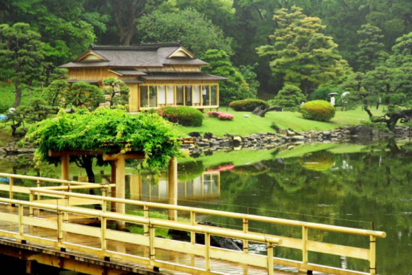 6 parks in Tokyo, places to visit in Japan